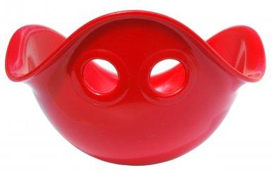 Bilibo, piros (Moluk, mozgás-, és egyensúlyfejlesztő játék, 1-7 év)
