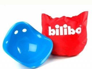 Bilibo táska, piros (Moluk, táska a Bilibo fejlesztő játékaihoz, 2-10 év)