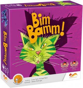 Bim Bamm! (Drei Hasen, memória játék, 6-99 év)