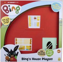 Bing nyuszi és barátai: Bing háza készlet, szerepjáték (1,5-5 év)