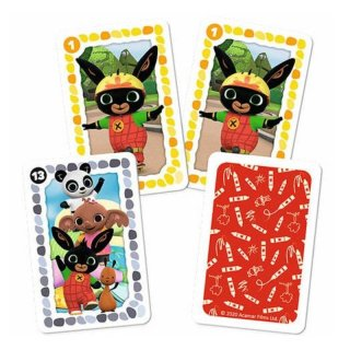 Bing nyuszi és barátai: Fekete Péter kártyajáték (4-7 év)