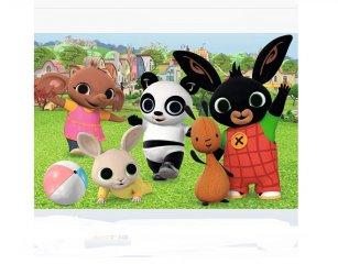 Bing nyuszi és barátai: Szórakozás a parkban, 24 db-os maxi puzzle (2-5 év)