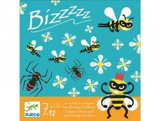 Bízzzzz (Djeco, 8499, méhes, pókos stratégiai társasjáték, 7-12 év)