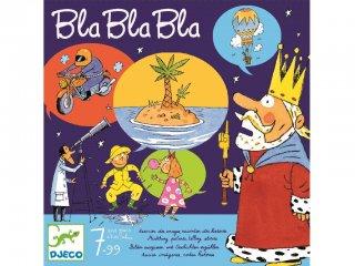 Bla Bla Bla (Djeco, 8462, asszociációs családi társasjáték, 7-99 év)