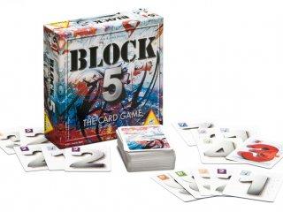 Block 5 (Piatnik, számos, logikai társasjáték, 6-99 év)