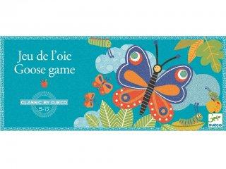 Bogaras, pillangós társasjáték (Djeco, 5212, lépegetős családi társasjáték, 5-12 év)