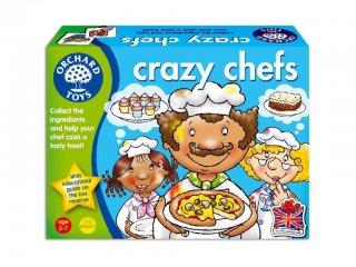 Bolondos szakácsok (Orchard, memória társasjáték, 3-8 év)
