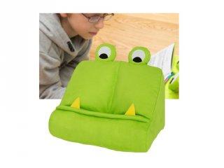 Book Monster a szörnyes könyvkanapé, Zöld