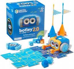 Botley 2.0, programozható robot készlet, tudományos STEM építőjáték (2938, Learning Resources, 5-9 év)