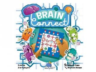 Brain Connect, családi logikai társasjáték (8-99 év)