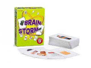 Brain Storm, Kreatív agy, Kreatív vagy? (Piatnik, asszociációs kártyajáték, 12-99 év)