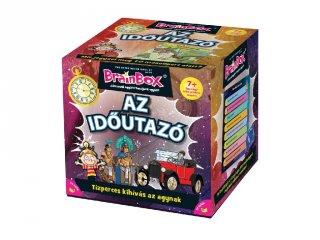 BrainBox, Az időutazó, memóriafejlesztő kvíz társasjáték (7-14 év)