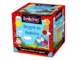 BrainBox, Bogyó és Babóca díjnyertes memóriafejlesztő kvíz társasjáték (3-6 év)