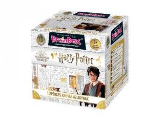 BrainBox Harry Potter, memóriafejlesztő kvíz társasjáték (6-99 év)