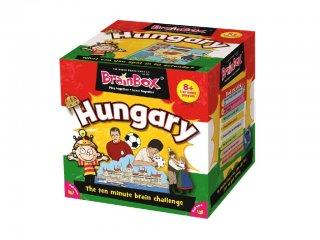BrainBox, Magyarország (memóriafejlesztő kvíz társasjáték, 8-99 év)