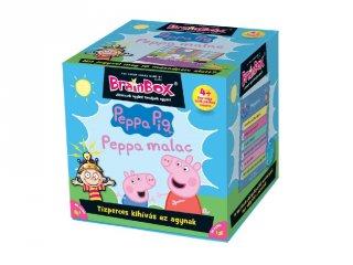 BrainBox, Peppa malac (memóriafejlesztő kvíz társasjáték, 4-6 év)