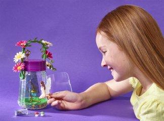 Brainstorm Saját tündérlámpásom kreatív szett, gyerekszoba dekoráció