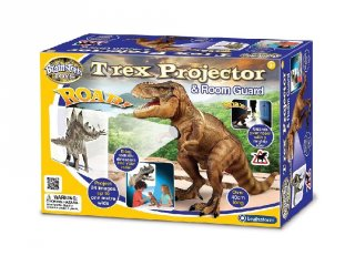 Brainstorm T-Rex projektor és szobaőr