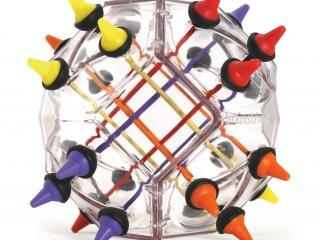 Brainstring Advanced - Bűvöskocka (Recent Toys, egyszemélyes logikai játék, 8-99 év)