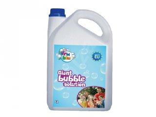 Buborékkészítő utántöltő folyadék 5 liter