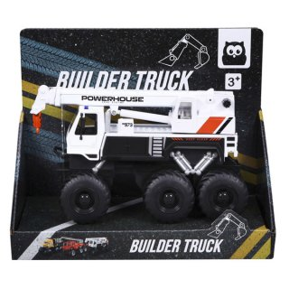 Builder Truck, Vontató autó (3-6 év)