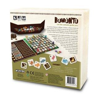 Bumúntú, stratégiai társasjáték (8-99 év)
