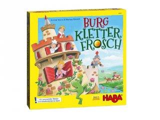 Burg Kletterfrosch, Haba kooperációs társasjáték (5-10 év)