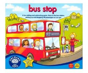 Buszmegálló (Orchard, logikai társasjáték, 4-8 év)