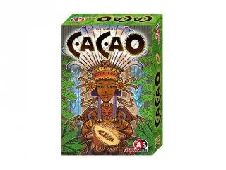 Cacao (bevezető stratégiai társasjáték, 8-99 év)