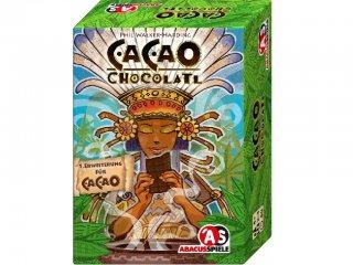 Cacao, Chocolatl (Abacusspiele, kiegészítő a Cacao stratégiai társasjátékhoz, 8-99 év)