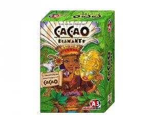Cacao, Diamante kiegészítő, stratégiai társasjáték (családi társasjáték, 8-99 év)
