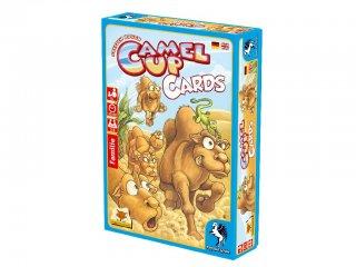 Camel Up, Tevefutam kártyajáték (Piatnik, a Camel Up társasjáték kártya változata, 8-99 év)