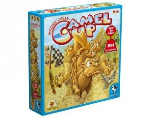 Camel Up, Tevefutam (Piatnik, a 2014-es Év Családi társasjátéka, 8-99 év)