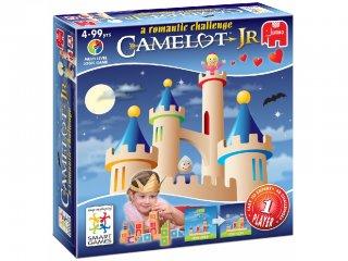 Camelot Junior (Smart Games, egyszemélyes logikai játék, 4-9 év)