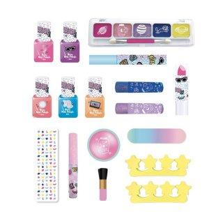 Canenco Create It! Make-Up szett neon és csillámló színekkel, kreatív készlet (6-10 év)