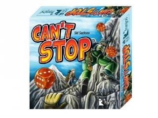 Can't Stop, a kockáztatós kockajáték (9-99 év)