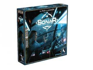 Captain Sonar (stratégiai társasjáték, 14-99 év)