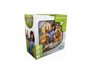 Cardline, Dinoszauruszok (Asmodee, ismeretterjesztő kvízjáték, 7-99 év)