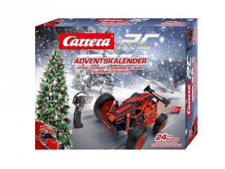 Carrera RC: Adventi naptár távirányítós autóval