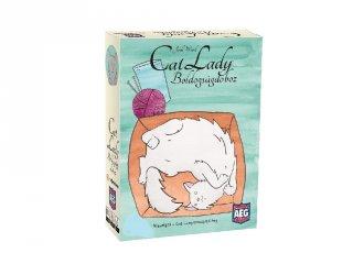 Cat Lady Boldogságdoboz, kiegészítő a Cat Lady stratégiai társasjátékhoz (8-99 év)