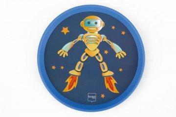Catch Ball Robotok, ügyességi dobójáték (Scratch)