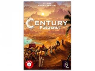Century, Fűszerút (PI, stratégiai társasjáték, 8-99 év)