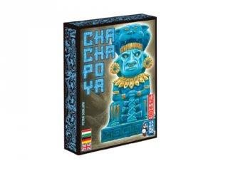 Chachapoya kincskeresős, blöffölős társasjáték (8-99 év)