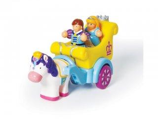 Charlott hercegnő parádéja (Wow Toys, műanyag bébijáték, 2-5 év)