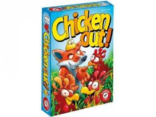 Chicken out! (PI, matekos logikai társasjáték, 7-16 év)