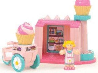 Chloé cukrászdája (Wow toys, 18 hó-5 év)