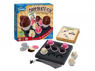 Chocolate Fix (Thinkfun, egyszemélyes logikai játék, 8-99 év)