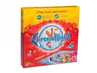 ChronoFlight - Gazdálkodj okosan az idővel, Brainy Band társasjáték (6-12 év)