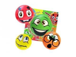 Ciki-caki labda Crazy ball, mozgásfejlesztő játék (1 db)
