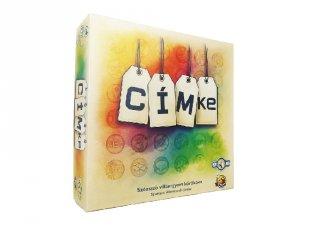 Címke, díjnyertes asszociációs társasjáték a szavakkal (10-99 év)